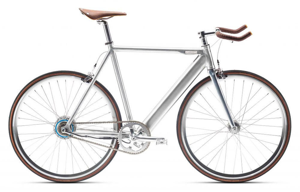 This is the image of a Coboc One Ebike